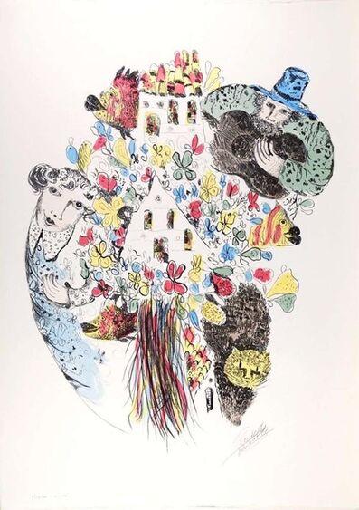 Raimondo Cardelli, 'Thinking about my World', 1980s