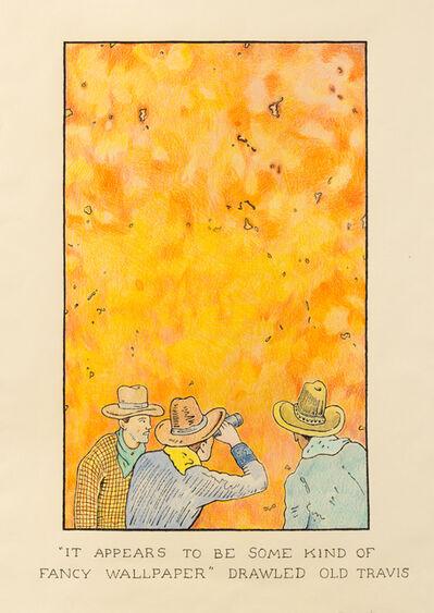 Glen Baxter, 'Old Travis', 1982