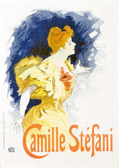Jules Chéret, 'Camille Stefani', 1895-1900