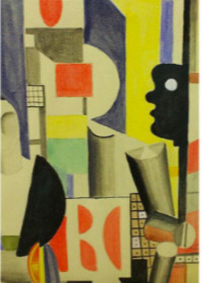 Fernand Léger, 'Composition', 191