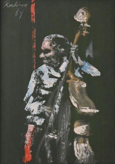 "Noel Rockmore, 'Alcide ""Slow Drag"" Pavageau', 1964"