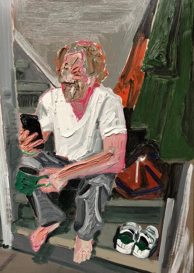 Kim Dorland, '1625 Likes', 2018