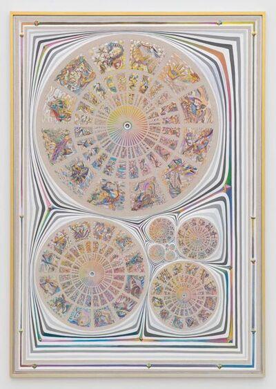 Zach Harris, 'Zodiac Calendar', 2017