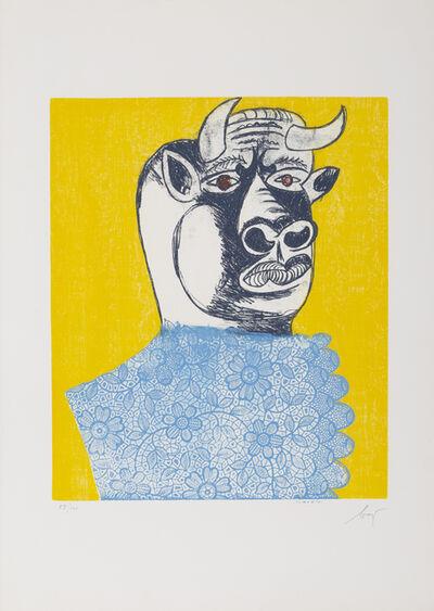 Enrico Baj, 'Chez Picasso 7', 1969