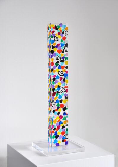 Susi Kramer, 'Color forest ', 2015