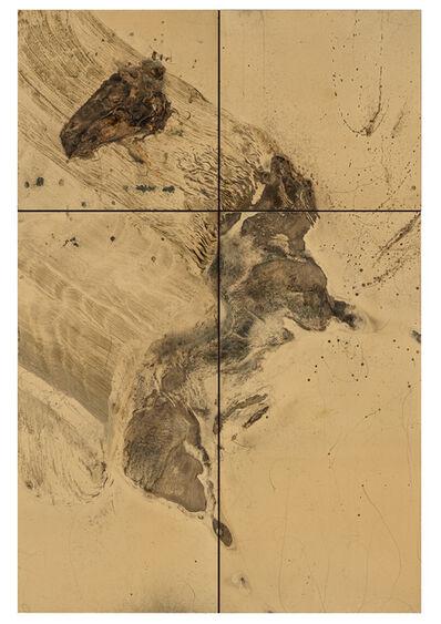 Toni R. Toivonen, 'Three Crucifixions, 3', 2019