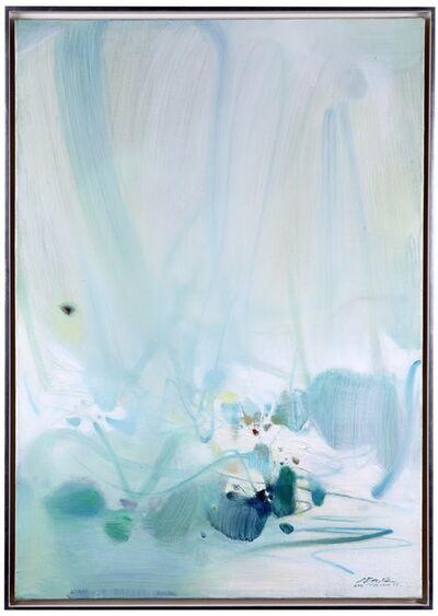Chu Teh-Chun, 'Untitled ', 1983