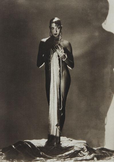 Hoyningen-Huene, 'Josephine Baker, Paris', 1929