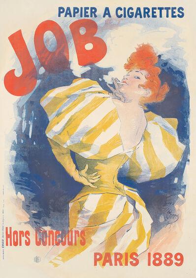 Jules Chéret, 'Job / Papier à Cigarettes', 1895