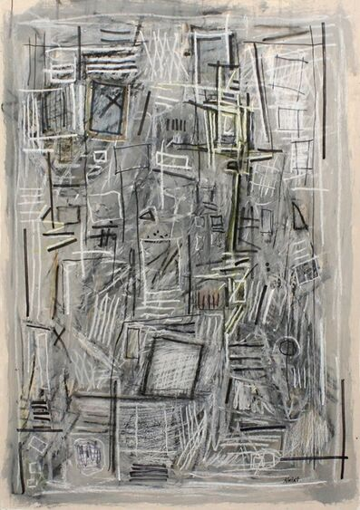 Kenn Kwint, 'Cages', 1982