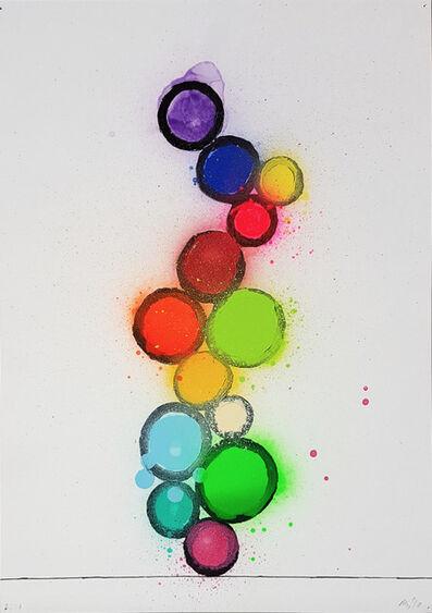 David Batchelor, 'Atomic Drawing 221', 1997-2019