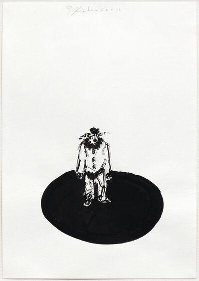 Wayne Thiebaud, 'Clown in Circle', 2016