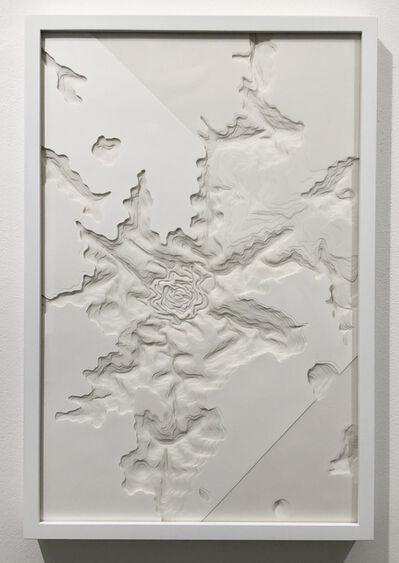 Noriko Ambe, 'White in white 2', 2018