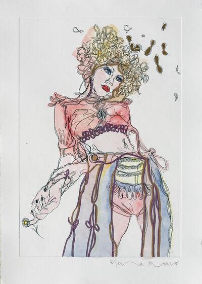 Elena Monzo, 'Girl', 2018
