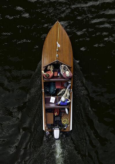 Jeffrey Milstein, 'Small Boat 04', 2013