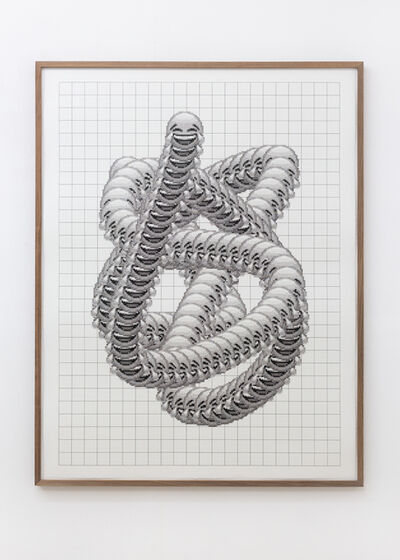 Arno Beck, 'Faster than the speed go light', 2019