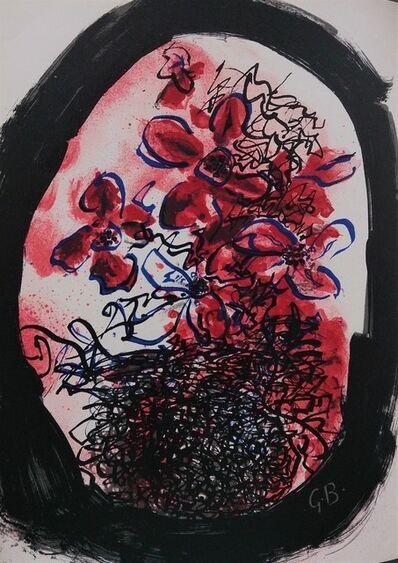 Georges Braque, 'Fleurs', 1963