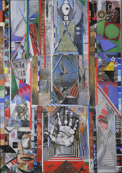 Martin Cohen, 'Hand of Fate', 2014