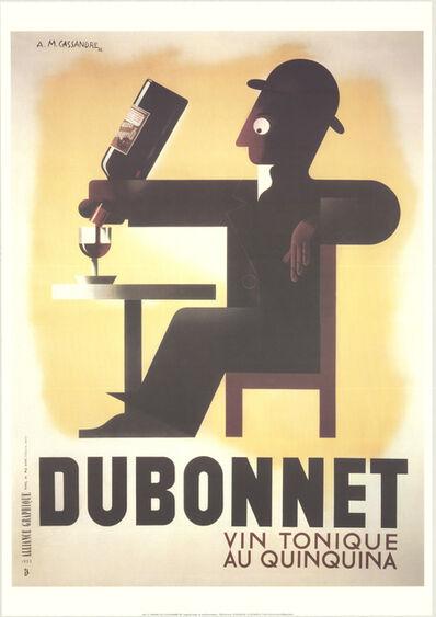 A.M. Cassandre, 'Dubonnet', 1998