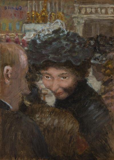 Pierre Bonnard, 'Rue à Paris', ca. 1894