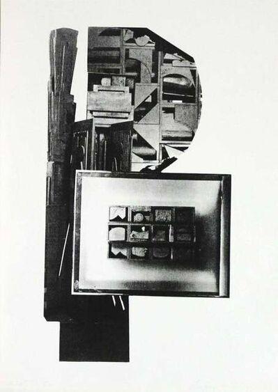 Louise Nevelson, 'Nursery rhyme', 1966
