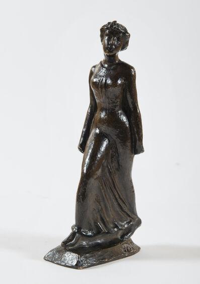 Aristide Maillol, 'La Parisienne', na