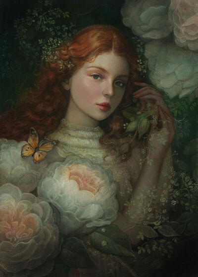 Annie Stegg Gerard, 'The Garden's Pride', 2019