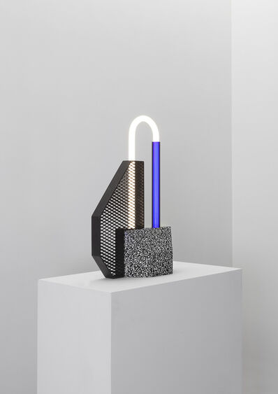 Victoria Wilmotte, 'Blue Gate Table Lamp', 2017