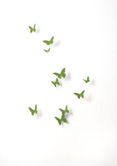 Paul Villinski, 'Memo: Verdant', 2012