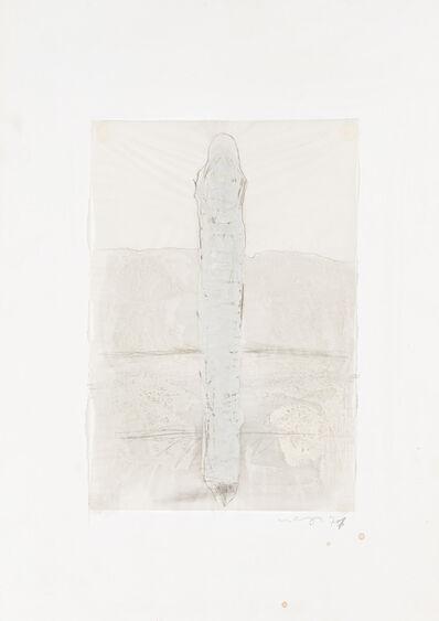 Michael Croissant, 'Figure standing', 1971