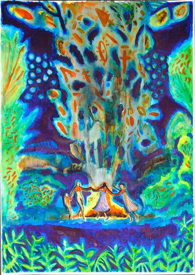 John Abell, 'Night Ritual', 2020