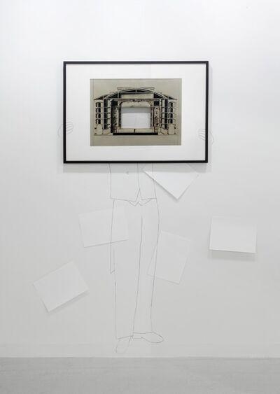 Giulio Paolini, 'Monologo', 1996