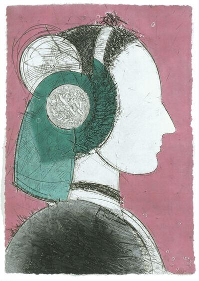 Manolo Valdés, 'Perfil I', 2004