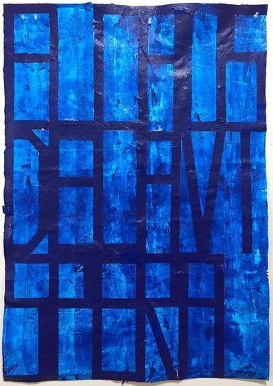 Julián León Camargo, 'El caos de la víspera', 2019