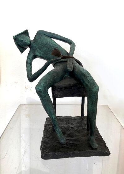 Yosl Bergner, 'The King', 2012