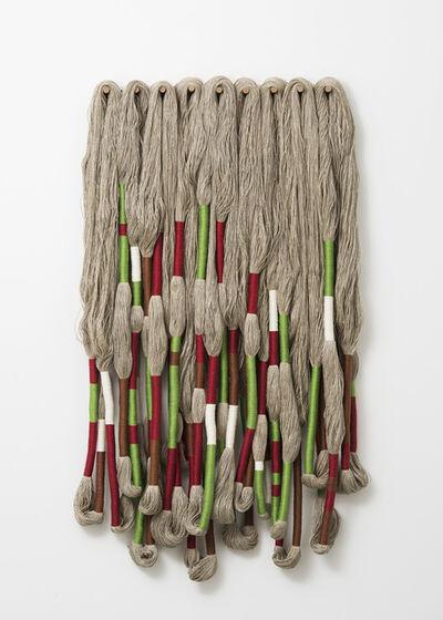 Sheila Hicks, 'Sculpture Bas Relief', 2016
