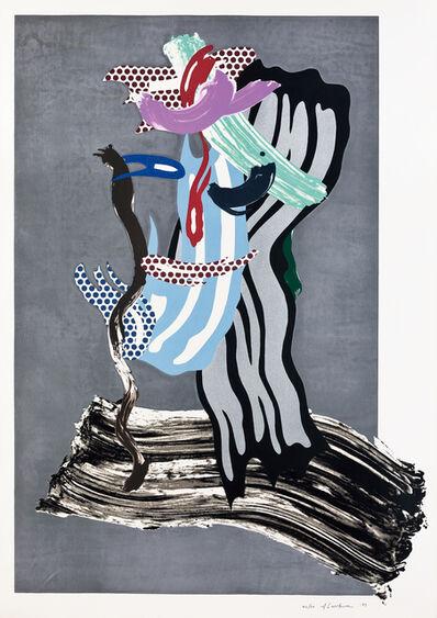 Roy Lichtenstein, 'Grandpa', 1989