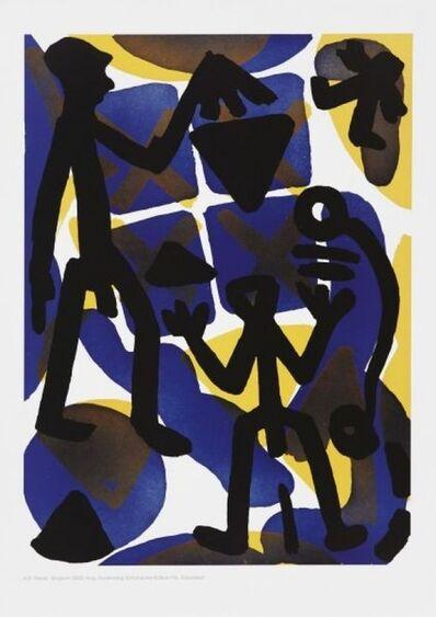 A.R. Penck, 'Serie I Vergleich', Unknown