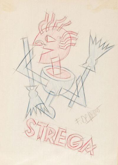 Fortunato Depero, 'Strega', 1928