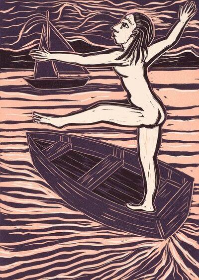 Eileen Cooper, 'Figurehead', 2015