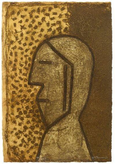 Rufino Tamayo, 'PERFIL', 1977
