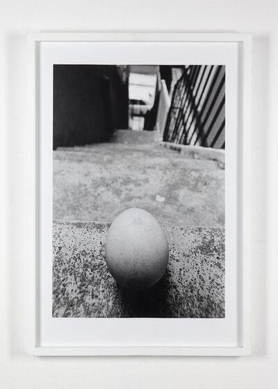 "Anna Maria Maiolino, 'Sem titulo [Untitled], 1981 from "" Vida Afora""series. Fotopoemação [Photo-poem-action].', 1981-2012"