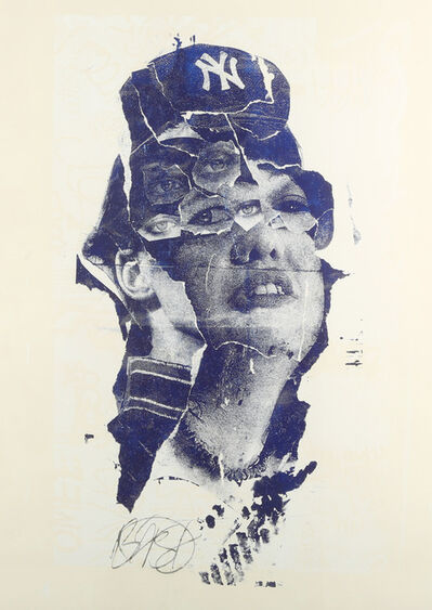 Bäst, 'Untitled (NY Face)', 2014