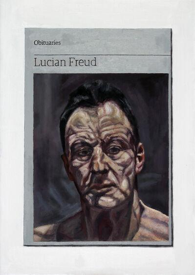 Hugh Mendes, 'Obituary: Lucian Freud', 2016