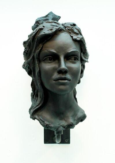 BOB CLYATT, 'Woman's Head - Lauren', 2016