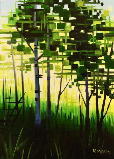 Michelle Condrat, 'Neon Grove', 2019