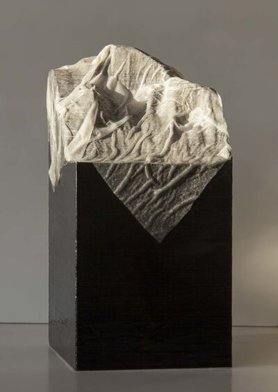 Edward Bateman, 'Wrapped Half Dome (with 3D printed landscape)', 2020
