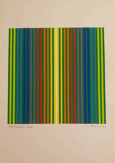 Jorge Pereira, 'Bandas Green', 2011