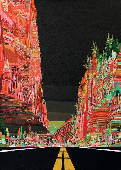 Zhou Fan 周范, 'Landscape 风景 01:39', 2015
