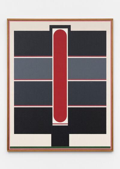 Léon Wuidar, 'Passage étroit', 1977